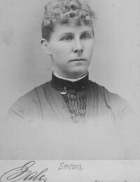 Frances Elizabeth Colvin Judd