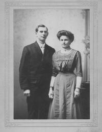 Walter and Stella Judd