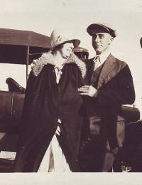 Grandma Madge and Grandpa Earl
