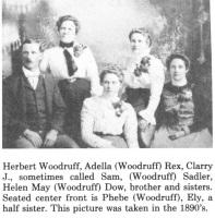 Martin Woodruff Family
