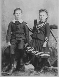 Walter Horace and Nellie Jane Judd