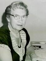 Mildred Dora Wyant